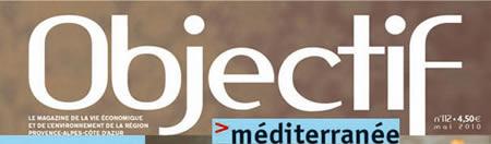 Logo Objectif Méditerranée