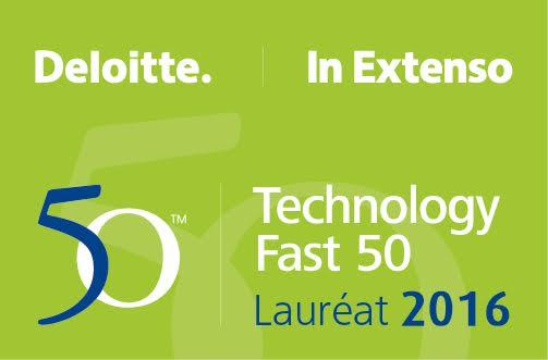 Devisubox classé au Fast 50 Deloitte Technology 2016